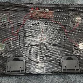 ジャンクノートPC空冷