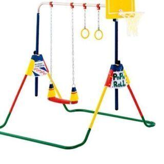トイザらスの鉄棒遊具 ポップンロール