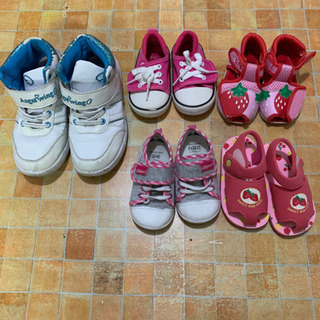 ★女の子向けサンダル🌸靴★