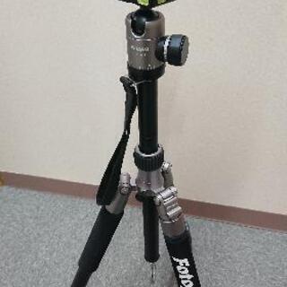 fotopro c-5i 三脚 アルミ4段 水準器付き自由雲台