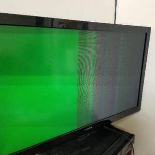 《取引決定》液晶テレビ HITACHI WOOO L37-H07 ジャンクの画像