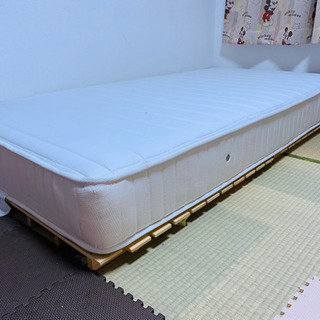 シングルベッドマットレス