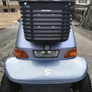 ☆彡③N スズキ・セニアカー!バッテリー新品!!電動車いす・車椅...