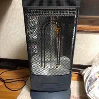 トヨトミ 遠赤外線電気ストーブです!