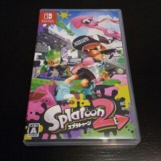 ※値下げ! Nintendo Switch スプラトゥーン2[美...