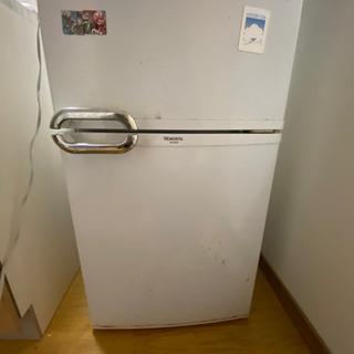 ジャンク品 冷蔵庫 無料でお譲りします。