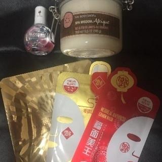 海外美容製品 5点セット