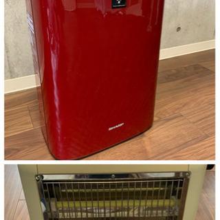 空気清浄機 電気ストーブ セット価格