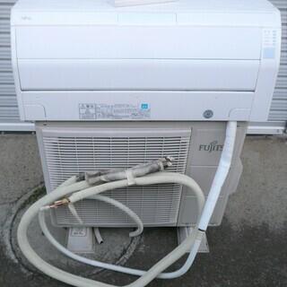 ☆富士通 FUJITSU AS-R22E-W インバーター冷暖房...
