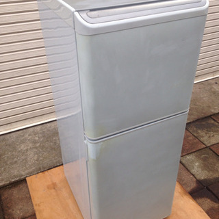 TOSHIBA 2ドア冷凍冷蔵庫 2005年製 137ℓ