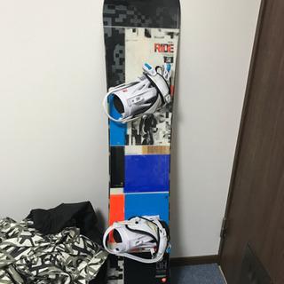 スノーボード RIDE 151cm 板のみ
