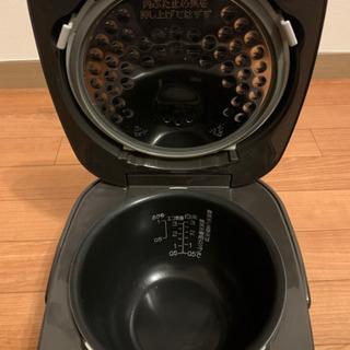 NP-GF05 象印 IH炊飯ジャーの3合炊き炊飯器