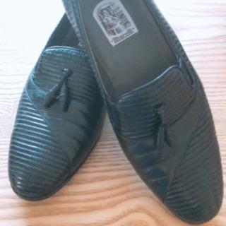 メンズ革靴25.5cm