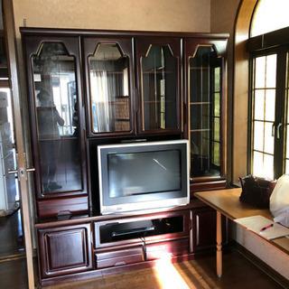テレビボード 木製 大型家具