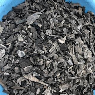 国産竹炭チップ 40ℓ 米袋1袋