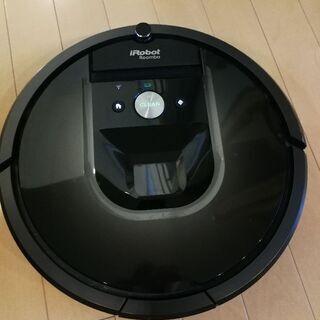 iRobot ルンバ980♪中古(2月22日までに引き取り可能な...