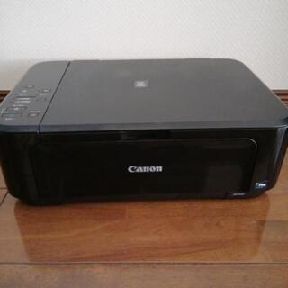 Canon  プリンター MG3630 BLACK