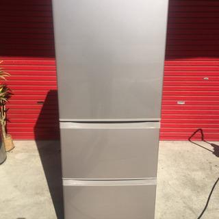 東芝 375L3ドア冷蔵庫 GR-H38S{NP)