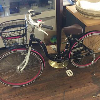 女の子用 自転車