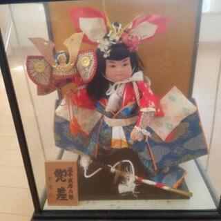 五月人形鎧飾り