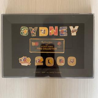 シドニーオリンピックピンバッジ