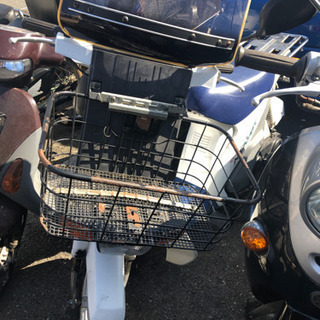 SUZUKI 貴重 レトロ モレ 2サイクル  50cc 実働 ...