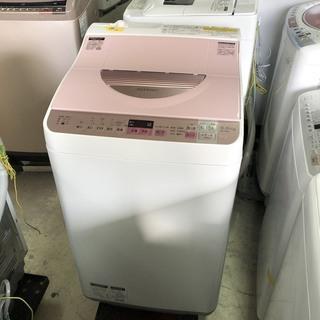 シャープ 5.5キロ洗濯機 ES-TX5A-P