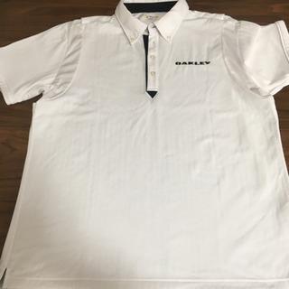 OAKLEY ゴルフシャツ(XL)