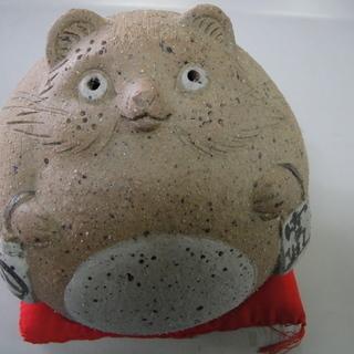 福狸 置物 たぬき タヌキ オブジェ