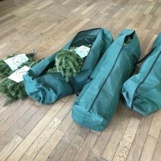 大型クリスマスツリー! 組み立て式