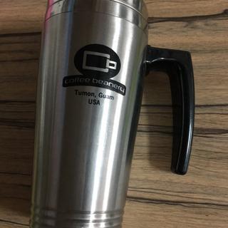 coffee beanery  グアム購入 ステンレス製 タンブラー