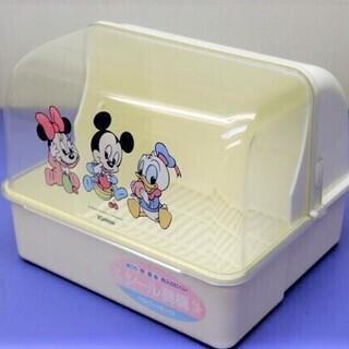 Disneyベビー ベビーフードボックス ほこりや菌など入りにく...