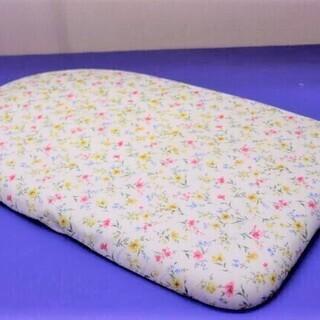 折り畳み式アイロン台 花柄 600×375×200 持ち運び楽々...