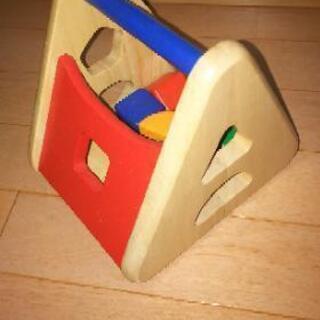 木製型はめパズル