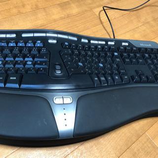 【タッチタイピングをラクにしたい方へ】マイクロソフトUSBキーボ...