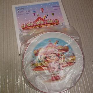 不二家ペコちゃん・クリスマス皿・2008