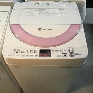 【送料無料・設置無料サービス有り】洗濯機 SHARP ES-GE...