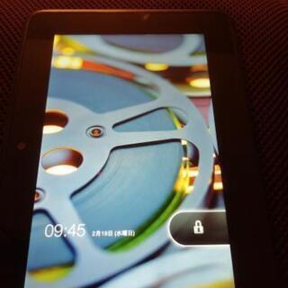 最終値下げ Amazon タブレット 2012Wi-Fiモデル。