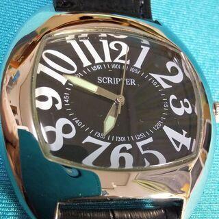 SCRIPTER スクリプター  JAXIS メンズ腕時計 未使...