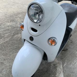 保留。ビーノ 50ccバイク
