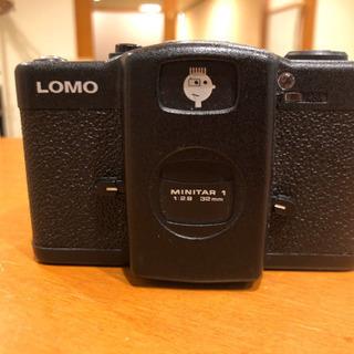 Lomo カメラ LC-A
