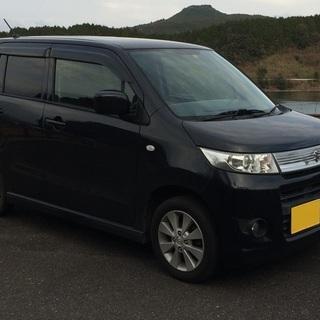 SUZUKI ワゴンR スティングレーⅩ 平成22式 黒