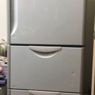 【引き取り限定】冷蔵庫:日立 265L 2009年