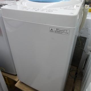 TOSHIBA/東芝 5.0kg 洗濯機 2017年製 AW-5...