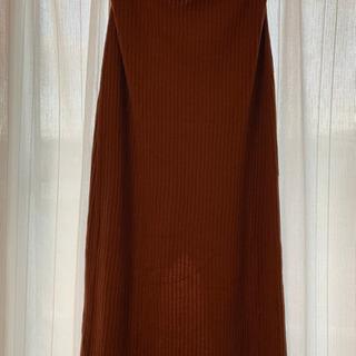ユニクロ ニットタイトスカート