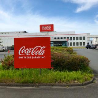 コカコーラ埼玉工場内での軽作業 ⭐︎3月から5月までの短期バイト...