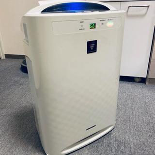 加湿空気清浄機 SHARP 2015年製