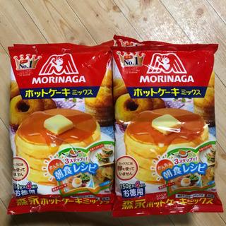 森永 ホットケーキミックス 600g × 10袋