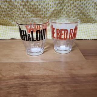 HiGH&LOWガラスコップ