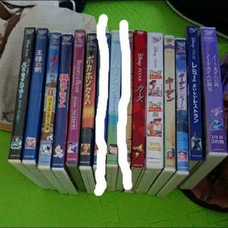 DVD ディズニー 16枚 Disney